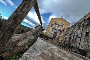 Foto dell'ex monastero benedettino