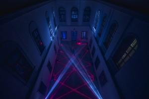 Foto 03 Laser Symphony Messina - Vista cortile dall'alto