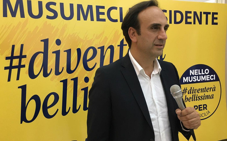 Pino Galluzzo deputato regionale movimento diventerà bellissima musumeci