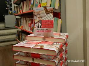 Arabesque, ultimo romanzo di Alessia Gazzola, presentato alla gilda dei narratori di messina
