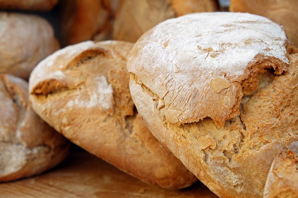 foto del pane