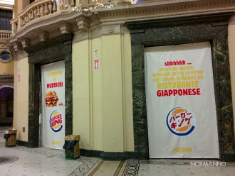 Foto 02 burger king, galleria vittorio emanuele, messina