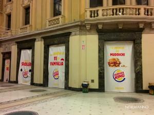 Foto 05 burger king, galleria vittorio emanuele, messina