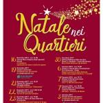natale nei quartieri - eventi natalizi - locandina III Quartiere - messina