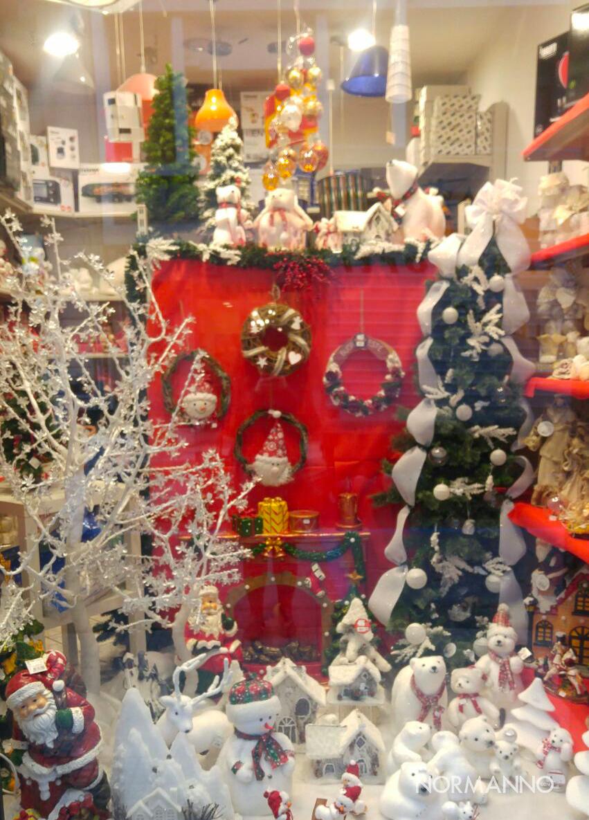 Foto 03 - Addobbi natalizi Messina, Via dei Mille