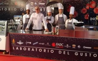 foto di show cooking