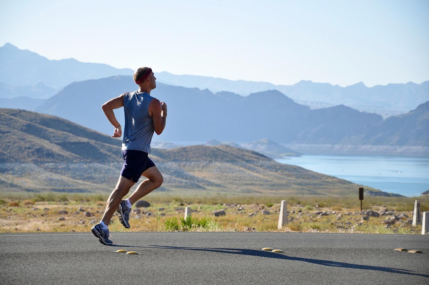 sport - persona che corre