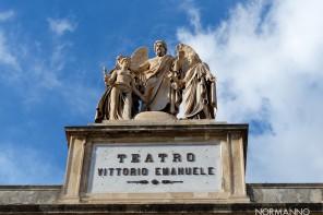 Teatro Vittorio Emanuele in stallo. Fiorino chiede l'intervento delle Istituzioni