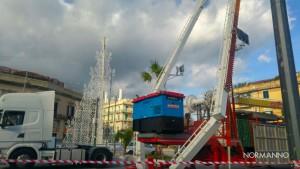 Foto della Ruota Panoramica di Piazza Cairoli