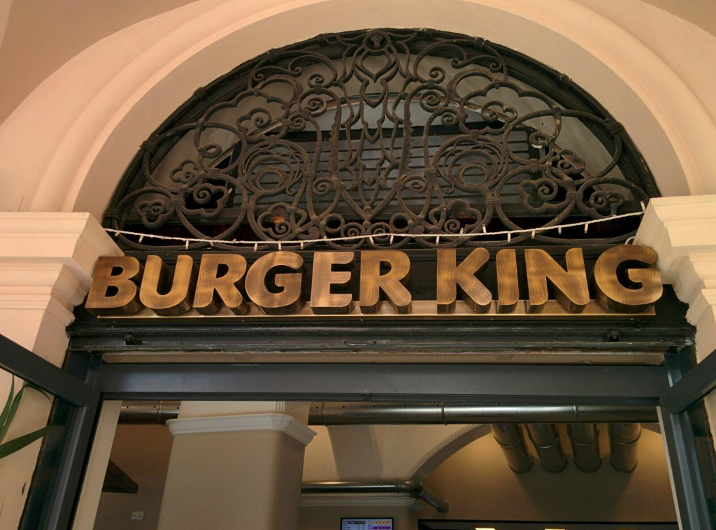 Burger King Messina