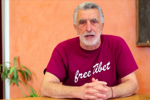 Fotogramma video Renato Accorinti - Ricandidatura sindaco Messina
