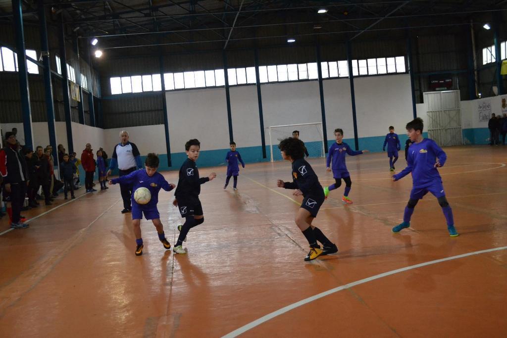 foto di partita calcio giovanile