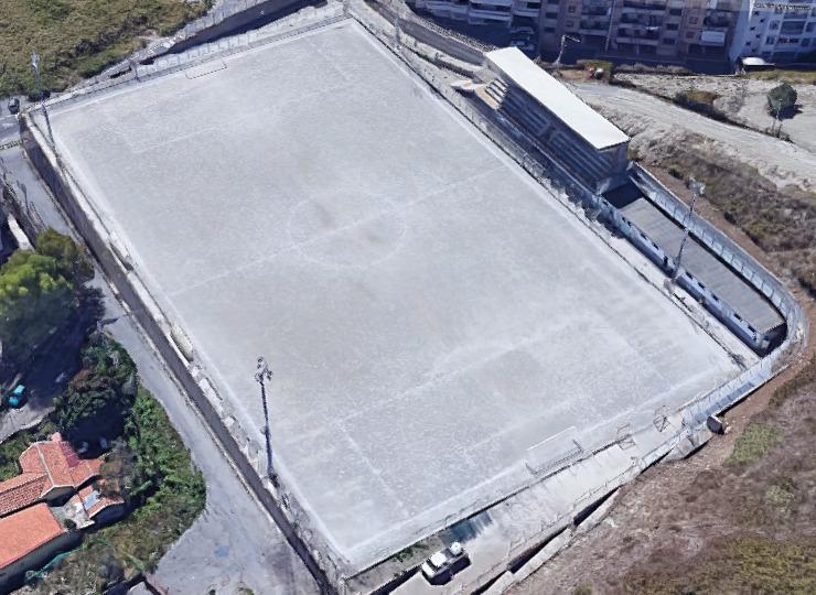 Foto dello Stadio Marullo