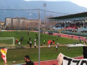 Il Messina sfiora l'impresa. A Nocera finisce 2 – 2