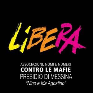 logo di Libera contro le mafie - Presidio di Messina Nino e Ida Agostino