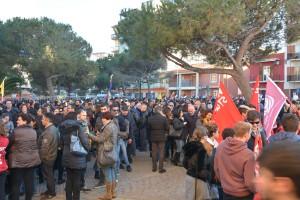 Manifestazione contro inceneritore Valle del Mela - 04