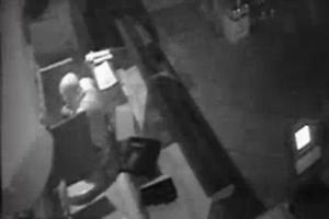 Messina - Frame del video della Questura, arresto ladri seriali