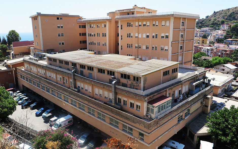 Foto ospedale Sirina, località San Vincenzo, Taormina