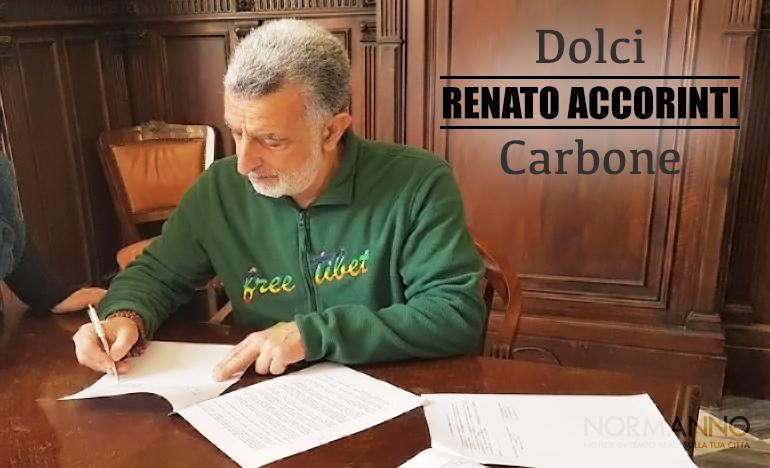 Sondaggio Renato Accorinti per la Befana: dolci o carbone?