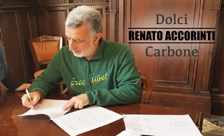 Sondaggio Renato Accorinti per la Befana: dolci o carbone? - Facebook