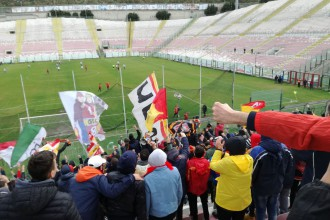 Foto dello Stadio San Filippo di Messina