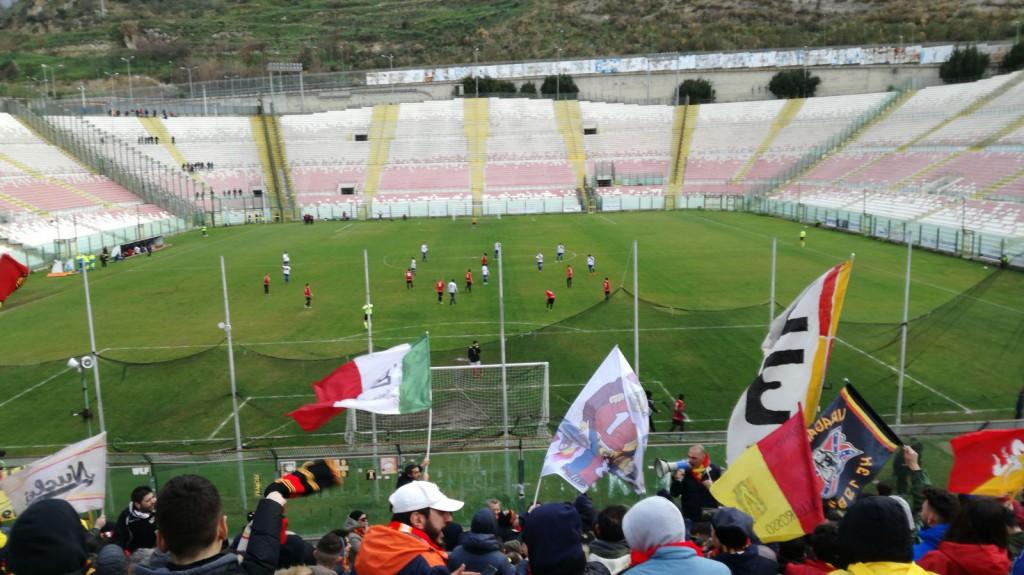 Foto dello Stadio San Filippo