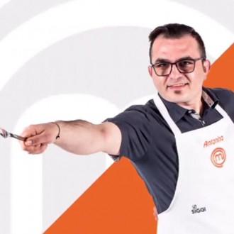Antonino Bucolo - messinese a masterchef