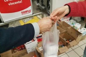 Arcobaleno solidale: ottimi risultati per la raccolta alimentare a Messina