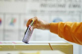 Foto repertorio elezioni politiche camera e senato