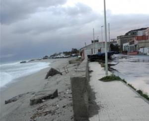 erosione coste