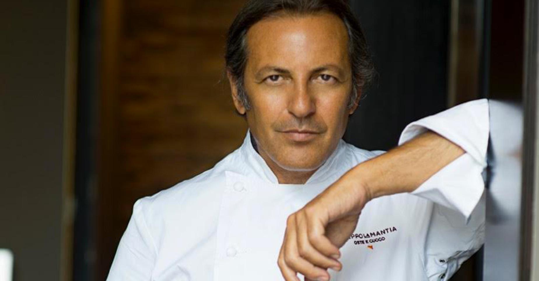 Lo chef filippo la mantia seleziona personale per un nuovo for Ristorante filippo la mantia roma
