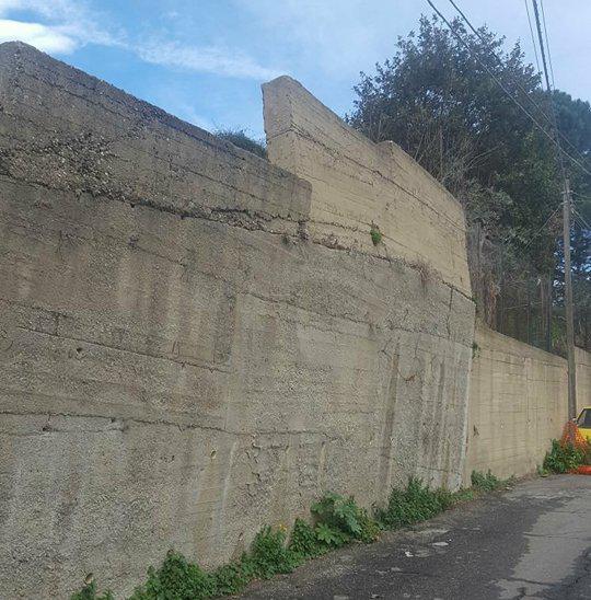Foto del muro di Larderia