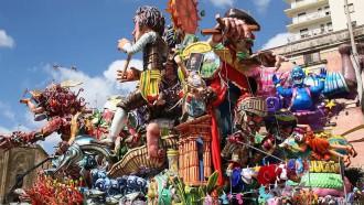 foto del carnevale di sciacca