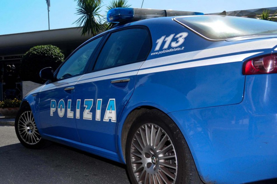 Foto repertorio - Volante della Polizia