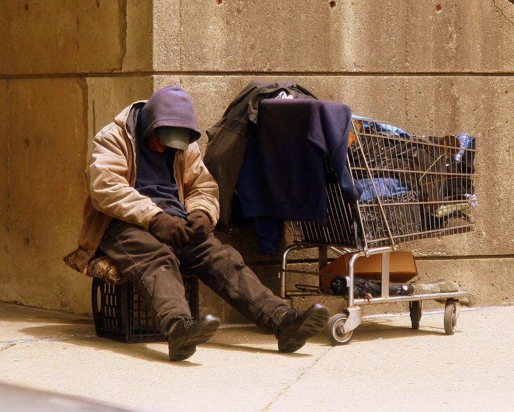 senzatetto - persona senza dimora