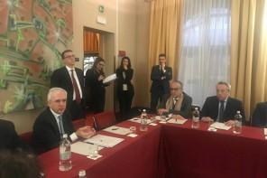 AMAM: siglato a Roma l'accordo per Rete Sud