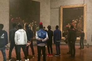 I giovani migranti di Casa Ahmed al MuMe per scoprire la storia di Messina