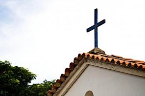 foto di una chiesa