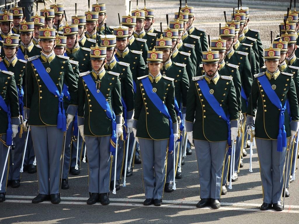 Foto accademia allievi ufficiali - Guardia di Finanza