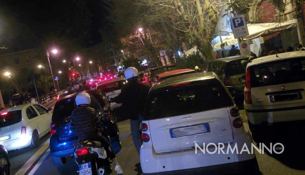 foto parcheggio a Messina