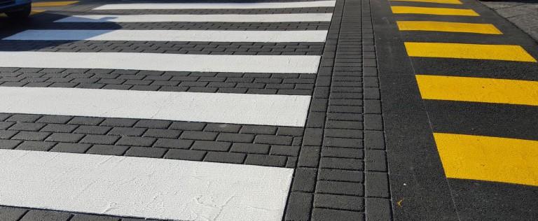 attraversamenti pedonali rialzati