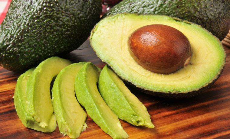 foto di un avocado