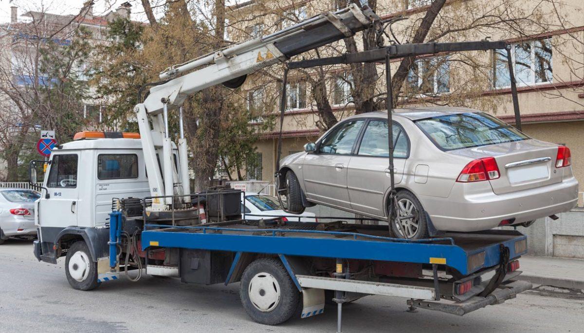 carro attrezzi rimozione Messina