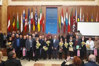 Comune. Foto della cerimonia di assegnazione 127 incarichi al Comune