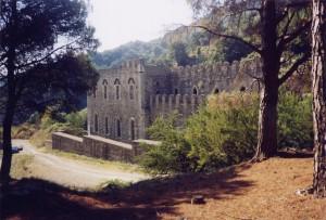 chiesa di santa maria della valle Badiazza - messina