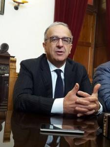 Foto di Claudio Cipollini, direttore generale di AMAM Messina
