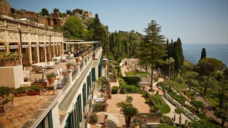 Foto dell'Hotel Timeo di Taormina