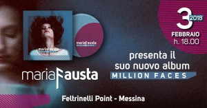 presentazione album look over di mariafausta - messina