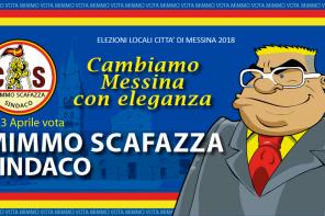 """Con lo slogan """"Cambiamo Messina con eleganza"""" scende in campo Mimmo Scafàzza"""