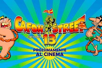 banner della nuova puntata di cafon street - mimmo e stellario - messina